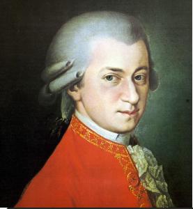 Mozart sounds divine