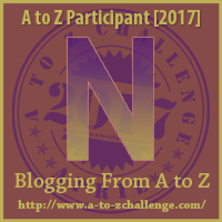 N: It's All about Mary/#a-to-z challenge/ Never-ceasing love