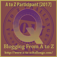 Q: It's All about Mary/#a-to-z challenge/ Quiet