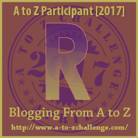 R: It's All about Mary/#a-to-z challenge/ Relatives and runions