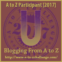 U: It's All about Mary/#a-to-z challenge/ Unforgettable