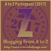 Z: It's All about Mary/ #a-to-z challenge/ Zee End